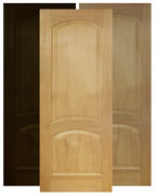 Двери Межкомнатная дверь Капри глухая
