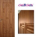 Двери Двери входные (бронированые) с МДФ накладками - оптом