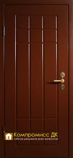 Двери Бронедвери МДФ