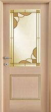 Двери Версаль белая патина