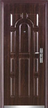 Двери DOORIS - блок входной