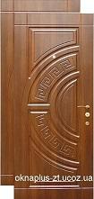 Двери Бронедвери с отделкой МДФ