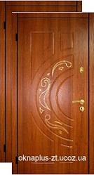 Двери Двери входные патированные