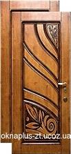 Двери Двери входные с объемными фрезеровками МДФ