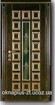 Двери Бронедвери патина
