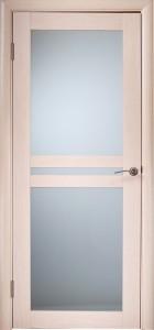 Двери Двері венге, білений дуб міжкімнатні зі склом
