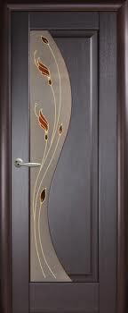 Двери Двері МДФ Новий Стиль Ескада