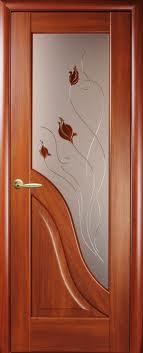 Двери Двері МДФ Новий Стиль Амата