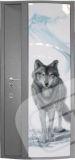 Двери Аэрограф Волк
